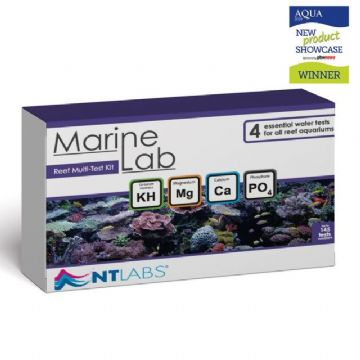 NTLabs Marine Lab Reef Multi Test Kit